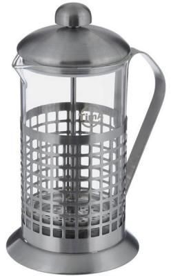 Френч-пресс Tima Бисквит PB-350 серебристый 0.35 л металл/стекло чайник заварочный tima бисквит 350 мл