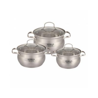 Набор посуды Zeidan Z-50610 цена 2017
