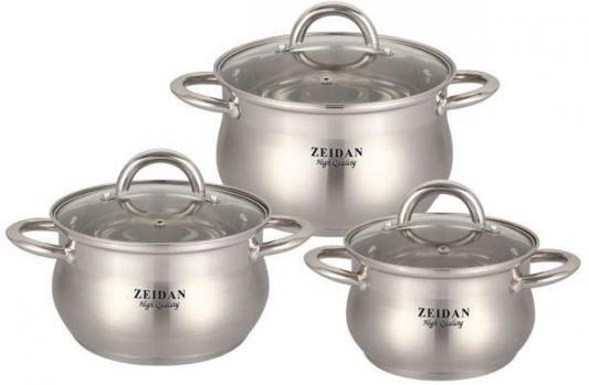 Набор посуды Zeidan Z-50611 набор посуды zeidan z 51101