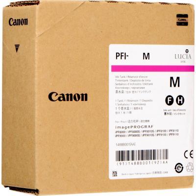 Картридж Canon PFI-307 M для iPF830/840/850 пурпурный 9813B001 картридж canon pfi 307 bk для ipf830 840 850 черный 9811b001