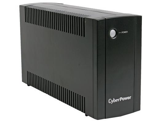 ИБП CyberPower 1050VA/630W UT1050E черный