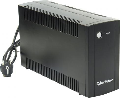 ИБП CyberPower UT1050EI 1050VA Черный ибп cyberpower 650va 360w ut650ei черный