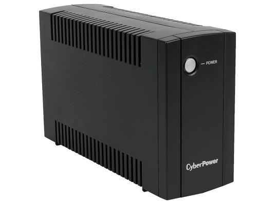 ИБП CyberPower 450VA/240W UT450E черный classic black oil rubbed brass wall mounted bathroom towel rack shelf rails double bar wba120