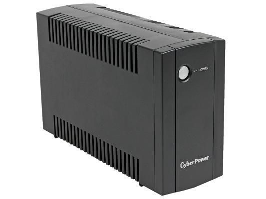 ИБП CyberPower 450VA/240W UT450EI черный ибп 3cott smart 450va 240w