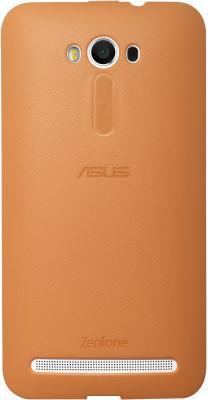 Чехол Asus для ZenFone 2 ZE550KL/ZE551KL PF-01 оранжевый 90XB00RA-BSL320