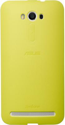 Чехол Asus для ZenFone 2 ZE550KL/ZE551KL PF-01 желтый 90XB00RA-BSL310 битоков арт блок z 551