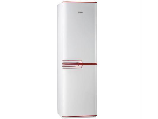 Холодильник Pozis RK FNF-172 w r белый красный холодильник pozis rk fnf 172 w b встроенные ручки черн накладки