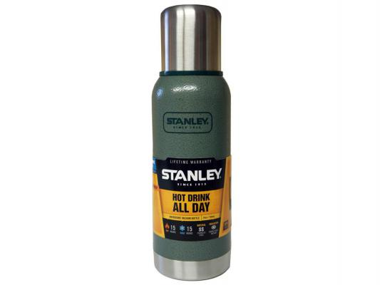Термос Stanley Adventure 0.75л зеленый 10-01562-005