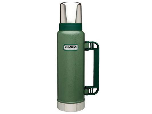 Термос Stanley Classic Vac Bottle Hertiage 1.3л зеленый 10-01032-037
