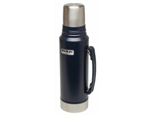 Термос Stanley Classic Vacuum 1л синий 10-01254-042