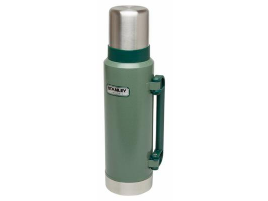 Термос Stanley Legendary Classic 1л зеленый 10-01254-038 термос stanley legendary classic 1l dark green 10 01254 038
