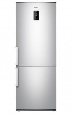 Холодильник Атлант ХМ 4521-080 ND серебристый холодильник атлант xm 6021 080 серебристый