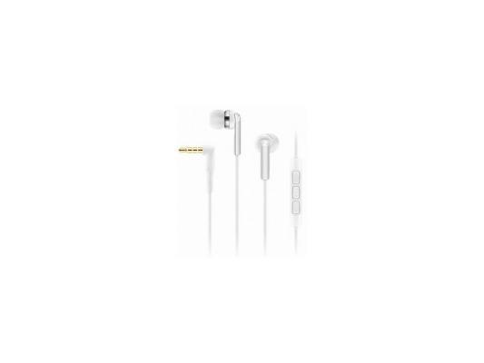 Гарнитура Sennheiser CX 2.00G для Android белый гарнитура sennheiser cx 2 00i белый