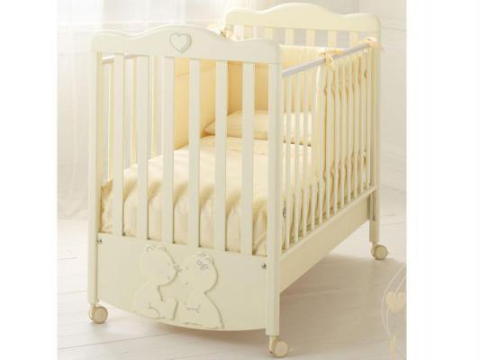 Кроватка Baby Expert Primo Amore (крем)