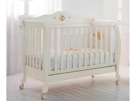 Купить Кроватка Baby Expert Gustavo (крем)