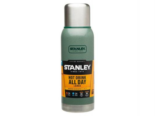Термос Stanley Adventure 10-01570-005 1л зеленый 10-01570-005