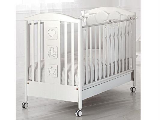 Купить Кроватка Baby Expert Magia (белый)