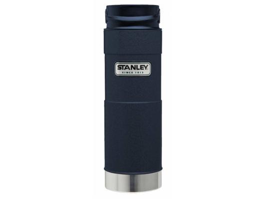 Термостакан Stanley Classic Mug 1-Hand 0.47л синий 10-01394-014