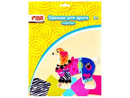 Набор для творчества Color Puppy Одежда для друга Собачка от 3 лет 95137