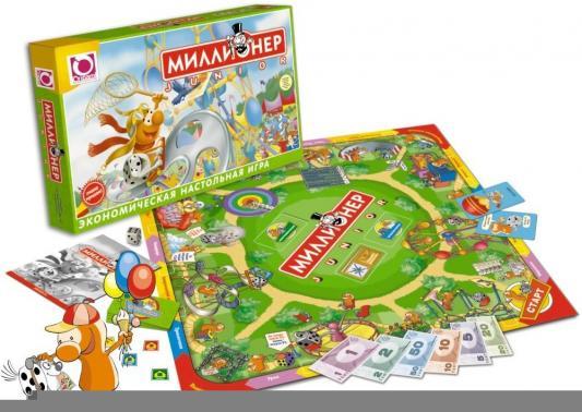 Настольная игра Origami стратегическая Миллионер-юниор 00110