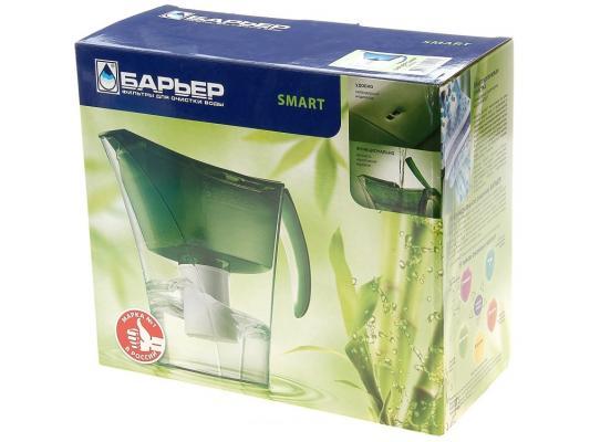 Фильтр для воды Барьер Смарт фисташковый фильтр для воды барьер смарт opti light pistachio