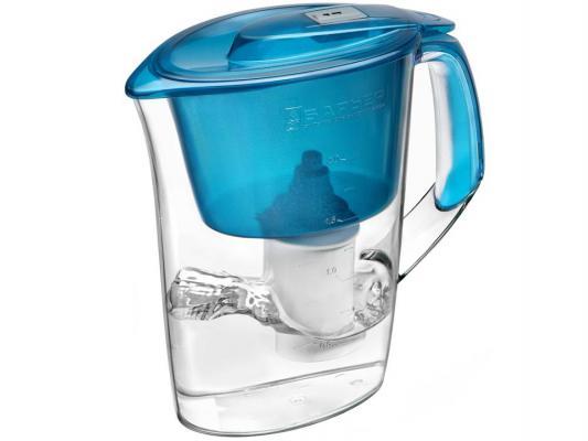 Фильтр для воды Барьер Стайл жемчужный/бирюзовый