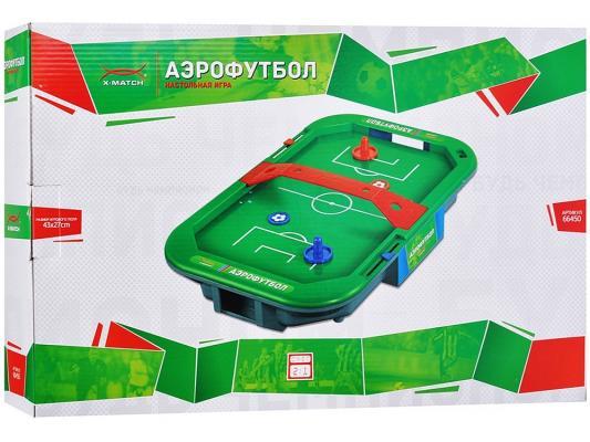 Настольная игра X-Match спортивная Аэрофутбол 66450