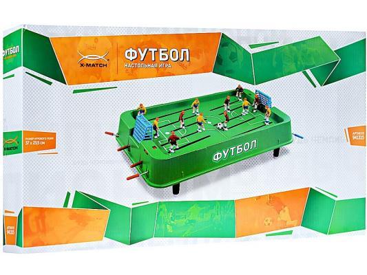 Настольная игра X-Match спортивная Футбол 941315 x match настольная игра хоккей x match 87909