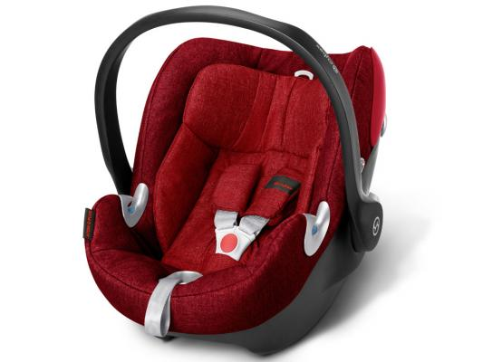Автокресло Cybex Aton Q Plus (hot & spicy red)