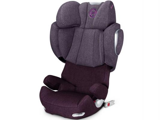 Автокресло Cybex Solution Q2-Fix Plus (grape juice)