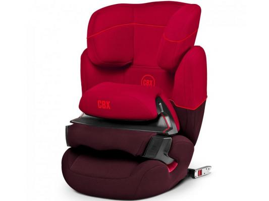 Автокресло CBX by Cybex Aura-Fix (rumba red) автокресло группа 1 2 3 9 36 кг cbx by cybex aura fix cobblestone