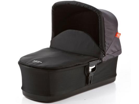 Люлька для коляски GB Zero (grey)