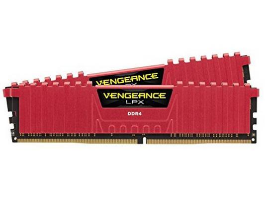 Оперативная память 16Gb (2х8Gb) PC4-17000 2133MHz DDR4 DIMM Corsair CMK16GX4M2A2133C13R