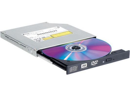 Привод для ноутбука DVD±RW LG GTC0N SATA черный OEM