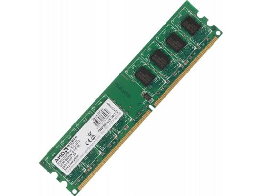 Оперативная память 2Gb PC2-6400 800MHz DDR2 DIMM AMD R322G805U2S-UGO samsung desktop memory 4gb 2x2gb 800mhz pc2 6400u ddr2 pc ram 800 6400 4g 240 pin free shipping
