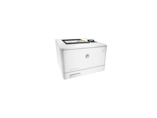 Принтер HP Color LaserJet Pro M452dn CF389A цветной A4 28ppm 600x600dpi 256Mb Duplex Ethernet USB принтер hp color laserjet pro m 452 nw cf 388 a