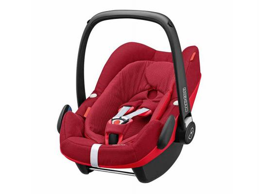 Автокресло Maxi-Cosi Pebble Plus (robin red)