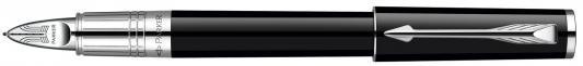 Ручка 5й пишущий узел Parker Ingenuity S F500 чернила черные корпус черный S0959030