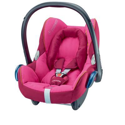 Чехол для автокресла Maxi-Cosi Cabrio Fix (pink 2015) maxi cosi ferofix marble pink киев