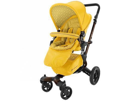 Коляска 3-в-1 Concord Neo MS Scout Limited Edition (blazing yellow) коляска concord concord коляска трость quix plus walnut brown