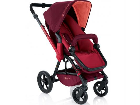 Купить Прогулочная коляска Concord Wanderer (lava red)