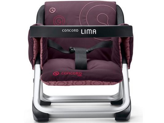 Стульчик для кормления Concord Lima (rasperry pink)