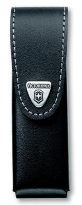 Чехол Victorinox 4.0524.3B1 для ножей 111мм до 6 уровней кожа черный