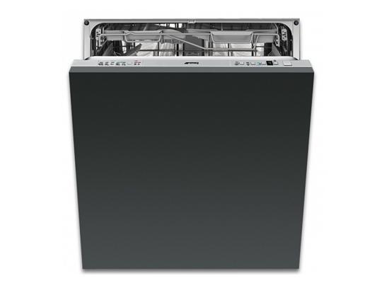 Встраиваемая посудомоечная машина Smeg STA6539L3 черный smeg kt110pe
