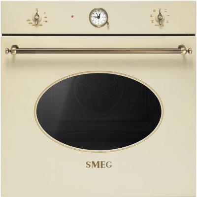 Электрический шкаф Smeg SFT805PO кремовый smeg rckf