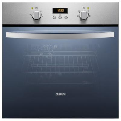 Электрический шкаф Zanussi ZZB 525601 X серебристый