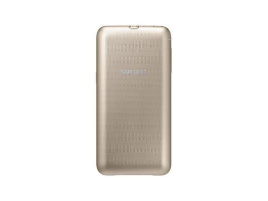 Портативное зарядное устройство Samsung EP-TG928BFRGRU 3400mAh для Samsung S6 edge+ 2xUSB золотистый чехол для смартфона samsung для galaxy s6 edge ep tg928 золотистый ep tg928bfrgru ep tg928bfrgru