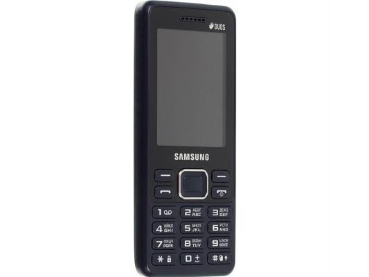 """Мобильный телефон Samsung SM-B350E синий черный 2.4"""" 32 Мб SM-B350EBKASER"""