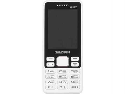 Мобильный телефон Samsung SM-B350E белый 2.4 32 Мб SM-B350EZWASER