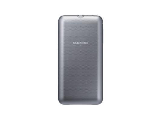 Портативное зарядное устройство Samsung EP-TG928BSRGRU 8400mAh для Samsung S6 edge+ 2xUSB серебристый